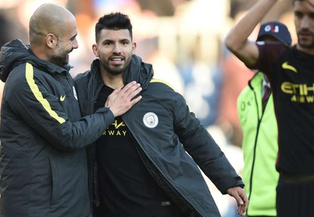 'He is happy and will remain' – Aguero's agent says he will stay at Man City