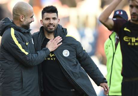 Agent: Aguero will stay at City