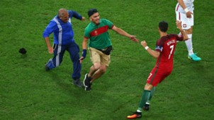 Cristiano Ronaldo Poland v Portugal