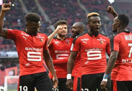 Rennes-Lille 2-0, résumé du match