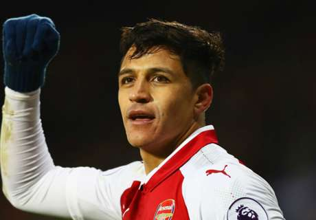 Transfer latest: Alexis agrees £14m-a-year Man Utd deal