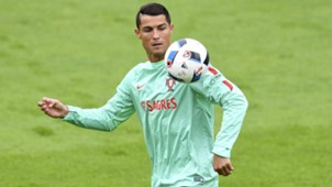 euro 2016 - cristiano ronaldo - portugal training - 20062016