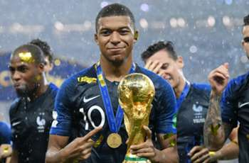 Mbappe wants Olympic gold to go with World Cup winners' medal