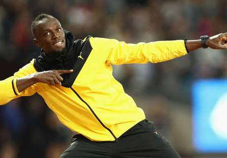 Bolt offered burgers to join Portuguese club