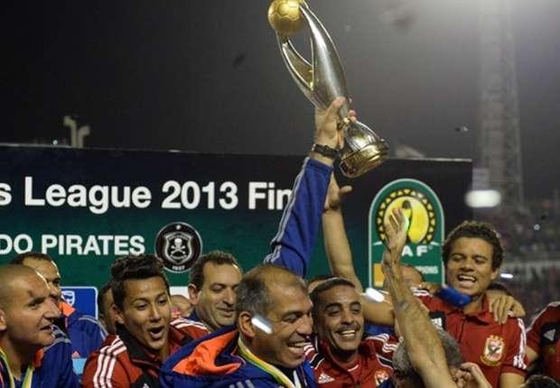 الأهلي يحدد مواعيد مبارياته الأفريقية -