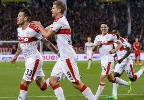 2. Liga: Stuttgart gewinnt Topspiel