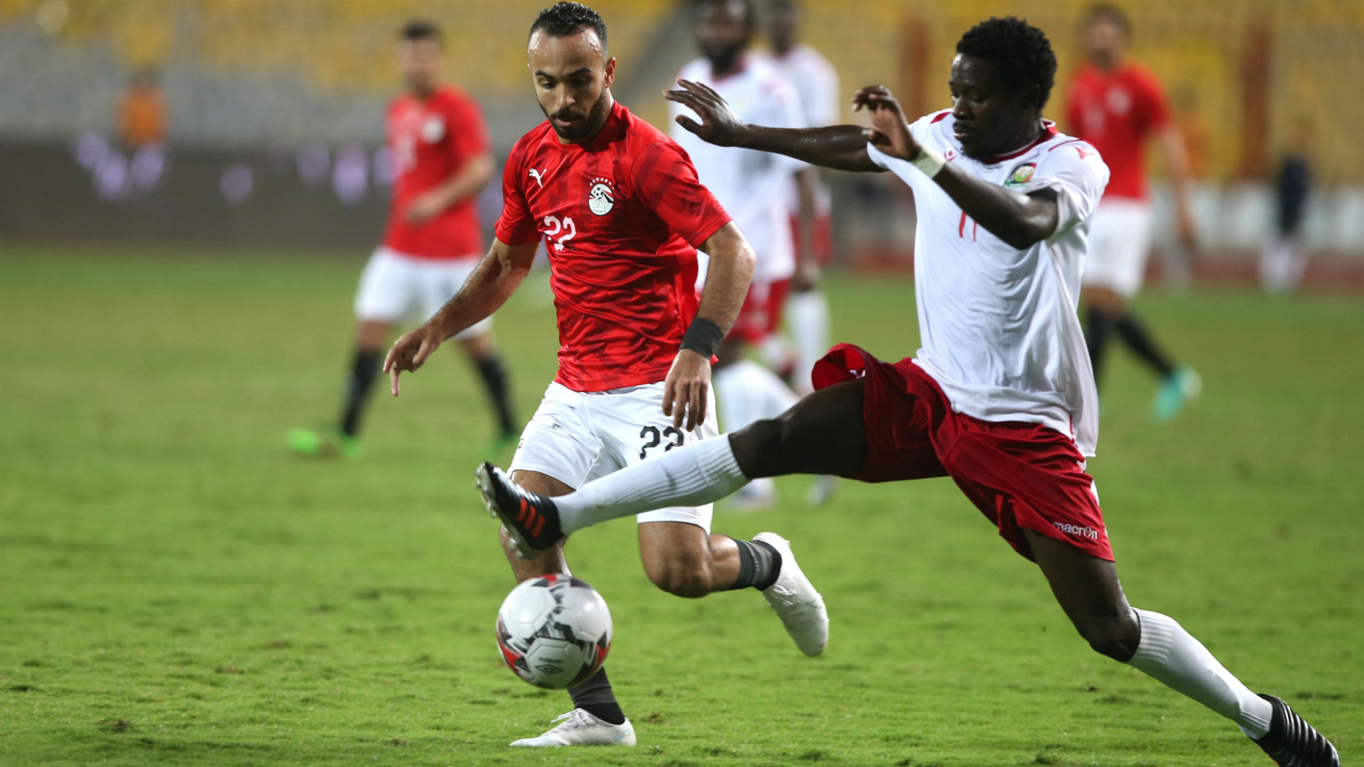 Afcon 2021 Qualifier: Harambee Stars' result in Egypt 'perfect' - Dawo