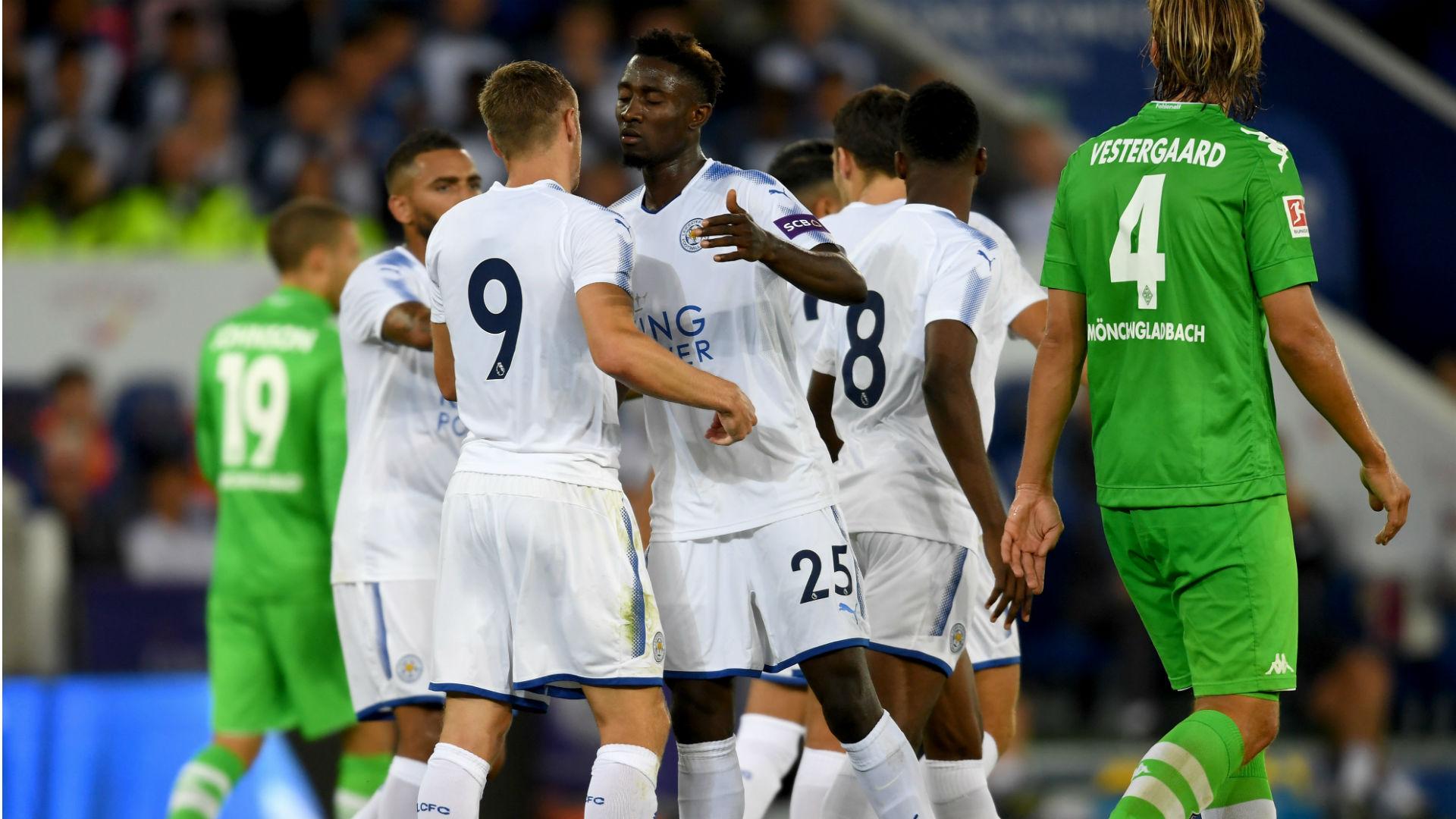 Leicester City Borussia Monchengladbach