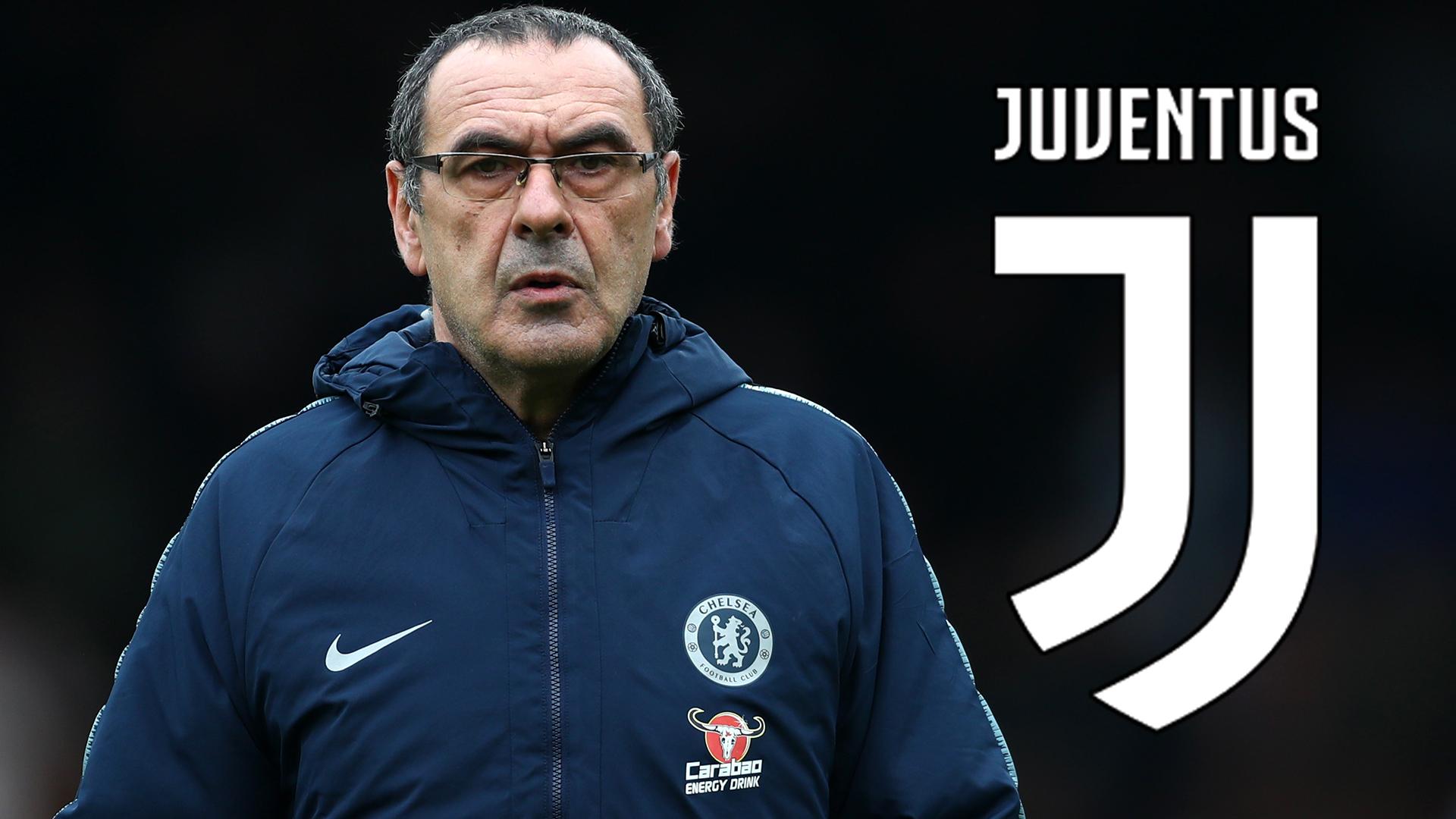 Juventus'un yeni teknik direktörü Maurizio Sarri
