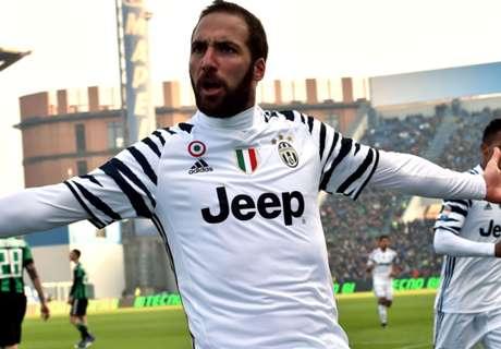 Serie A: Der Spieltag in der Übersicht