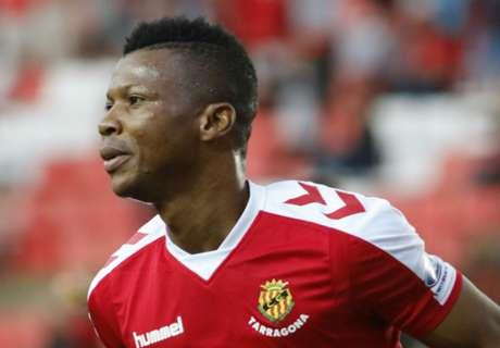IK Uche's goal propel Gimnastic past Numancia