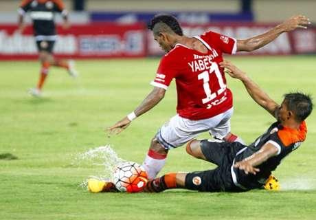 Perseru Jamu Bali United Di Gianyar