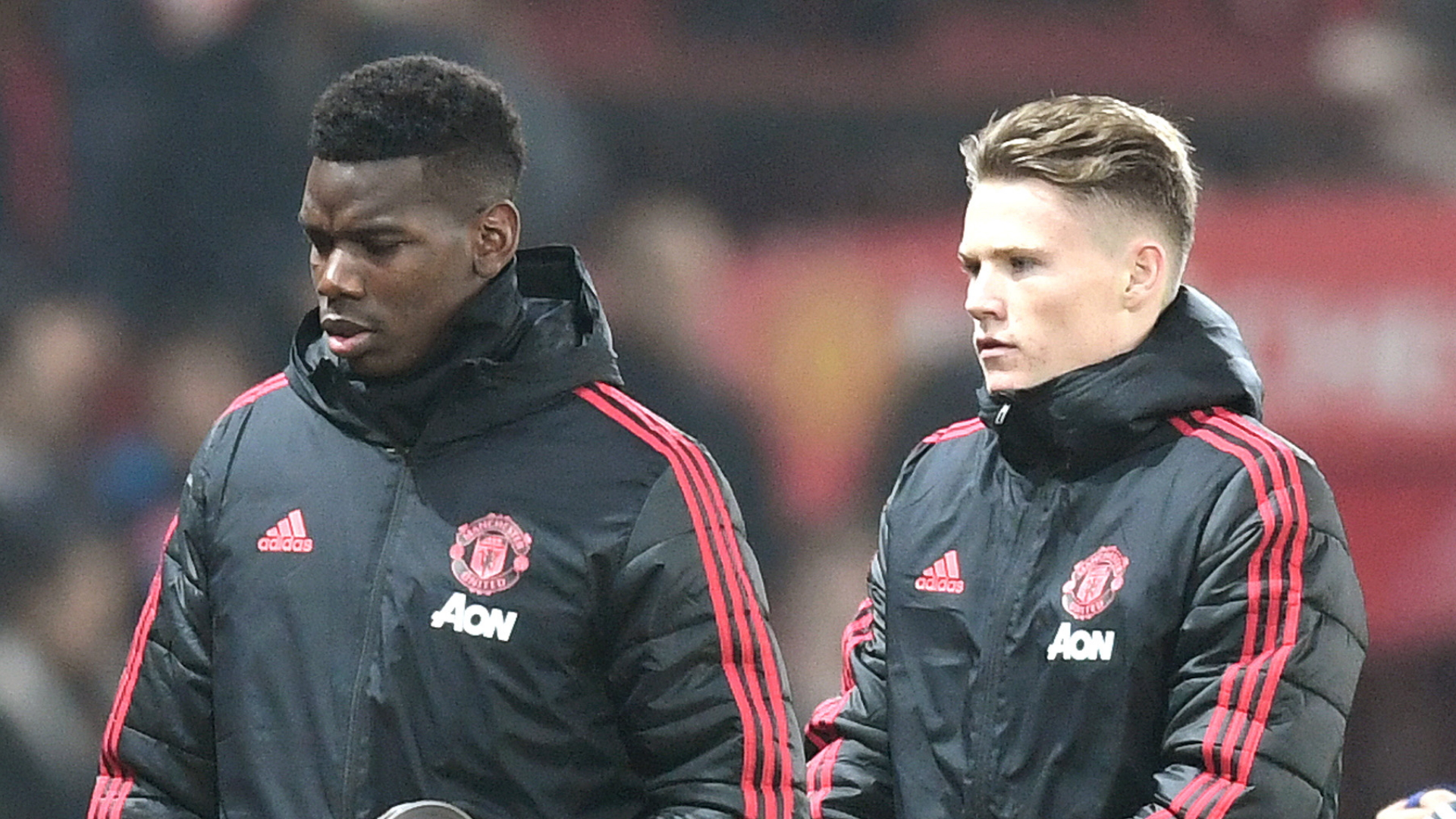 World class Pogba can do pretty much anything - McTominay