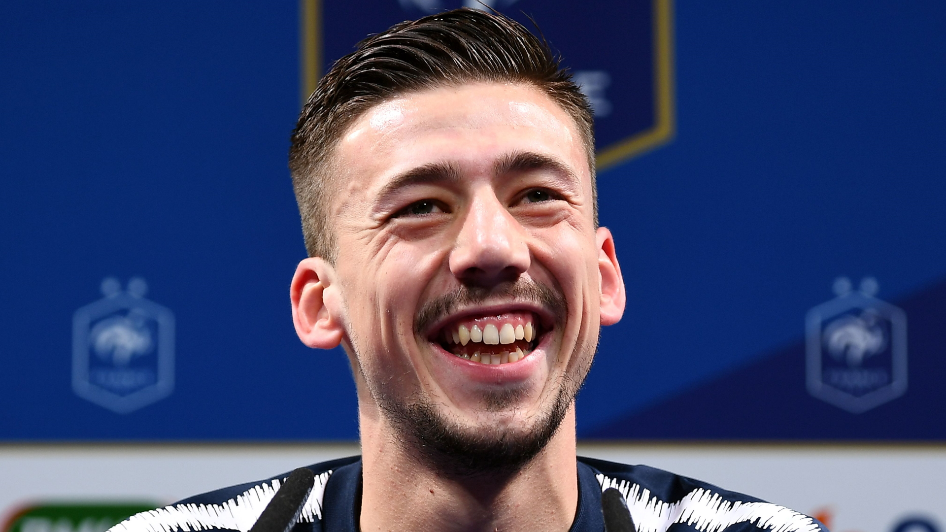 Barca's Lenglet praised by France boss Deschamps after solid international showing