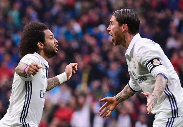 Real Madrid-Valence (2-1), Marcelo sauve la mise au Real