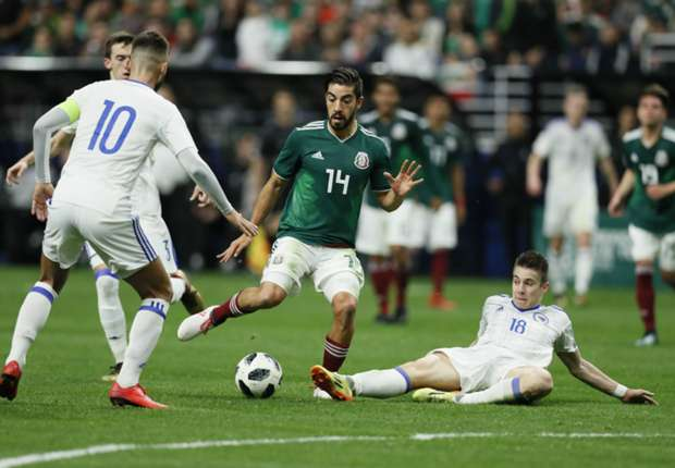 198255fc07b Mexico roster leaning on youth shows El Tri can learn from previous World  Cup cycle