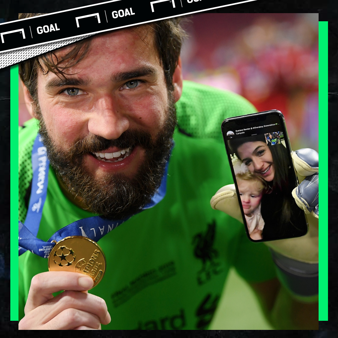 Liverpool star Alisson named world's best goalkeeper of 2019