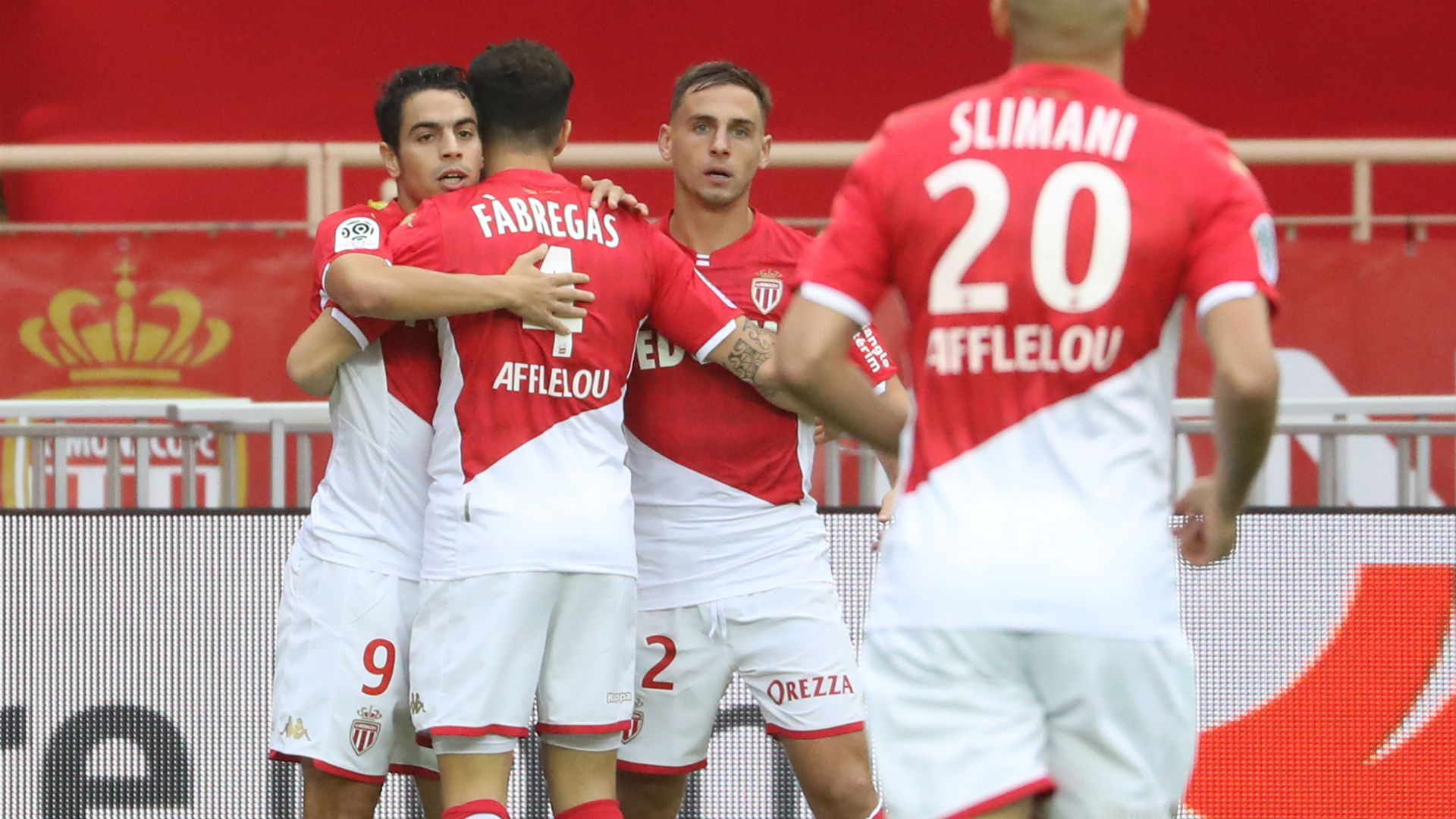 AS Monaco, Wissam Ben Yedder inarrêtable