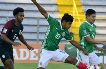 Confident Mexico U-20s dealt blow by United States
