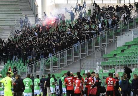 Irre! Stadionsturm in der Ligue 1