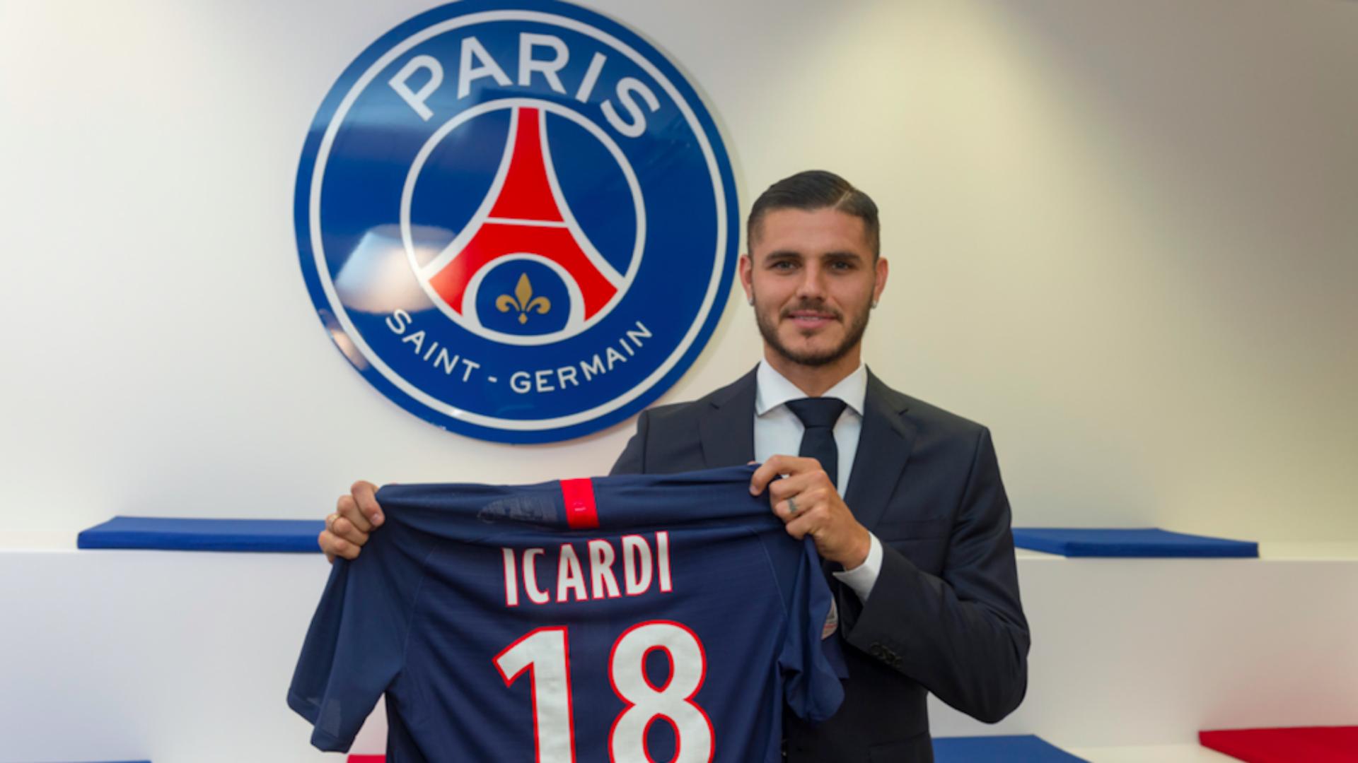Mercato - Officiel : Mauro Icardi prêté au PSG avec option d'achat