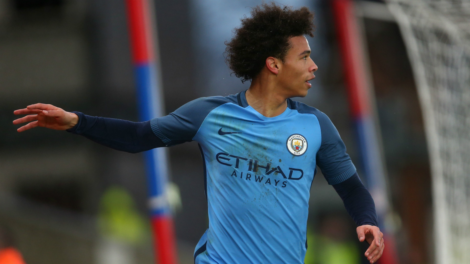 Leroy Sane Man City FA Cup