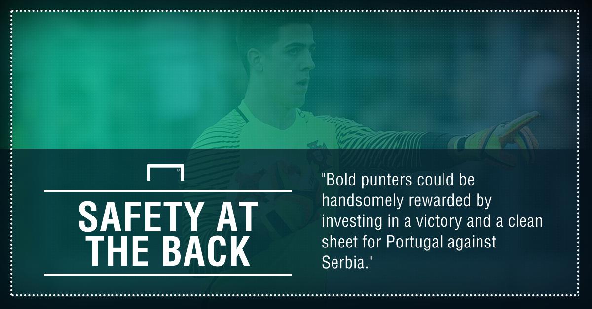 GFX Portugal Serbia Under-21 betting