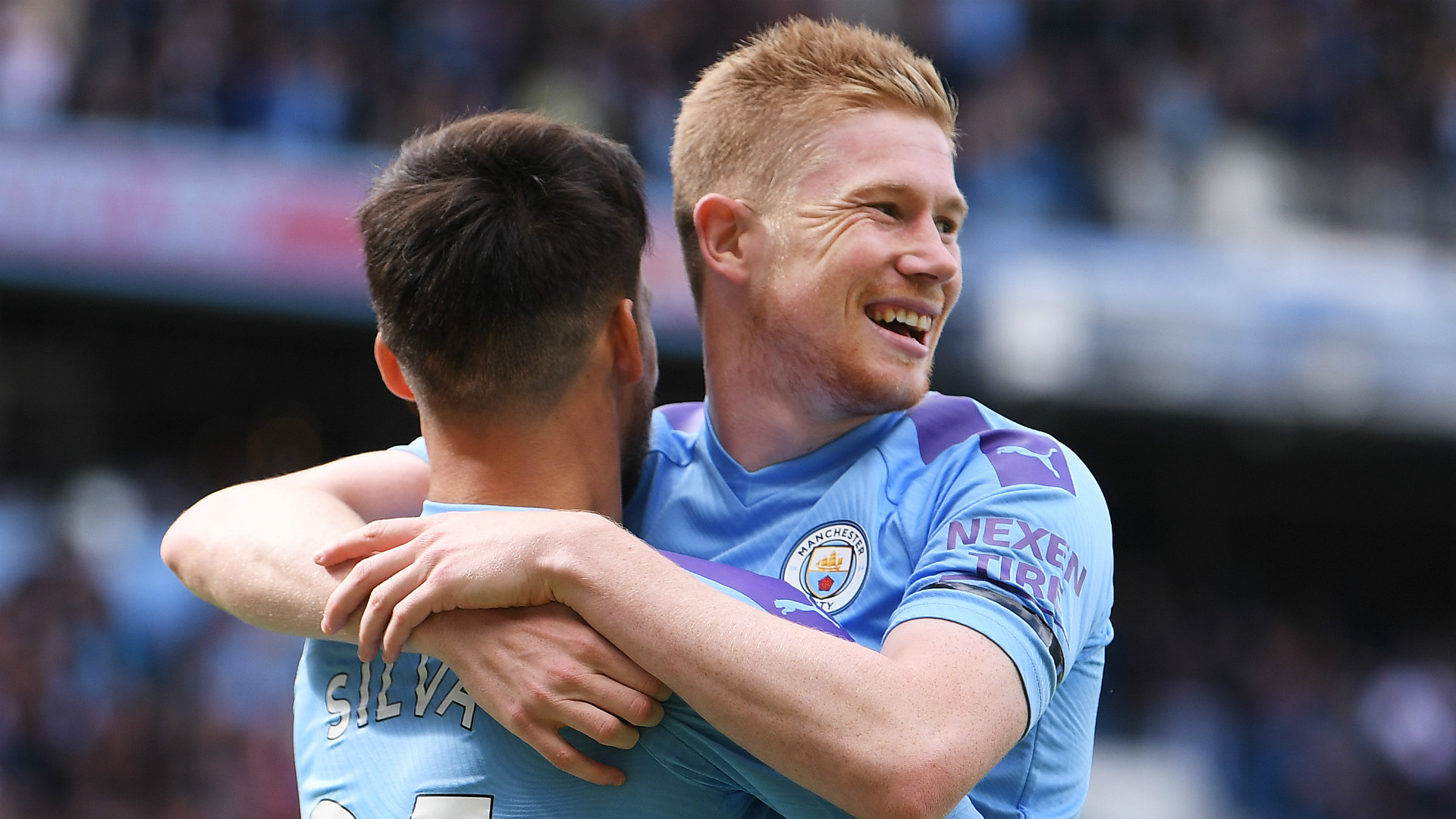 'De Bruyne has to play every game' – Man City legend Zabaleta hoping to see no more bench duty