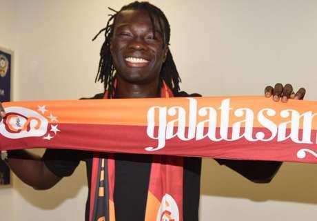 Galatasaray maakt komst Gomis bekend