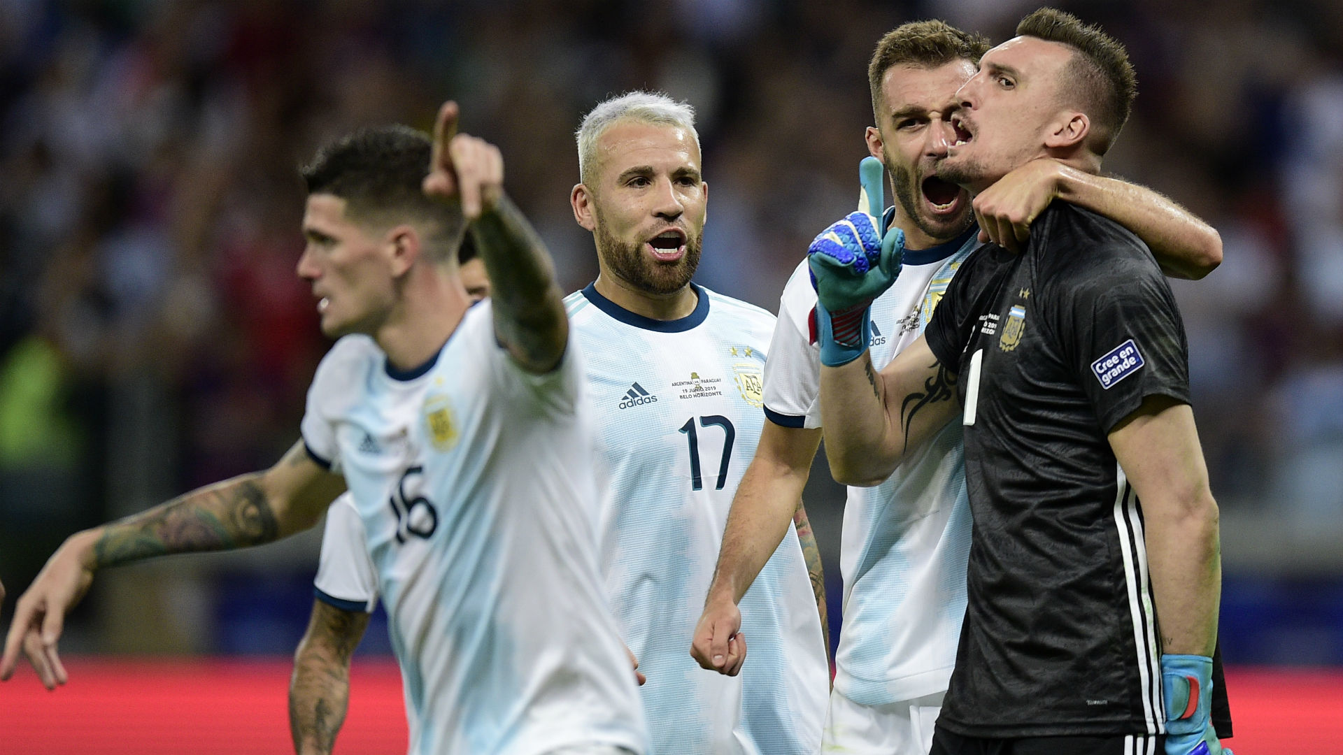 'Argentina lucky to be alive at Copa' - Scaloni admission after penalty drama against Paraguay