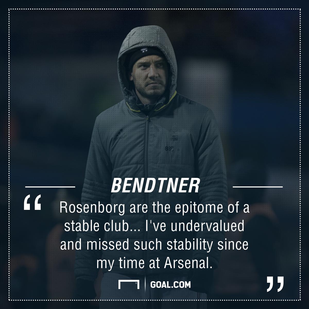 GFX Nicklas Bendtner quote