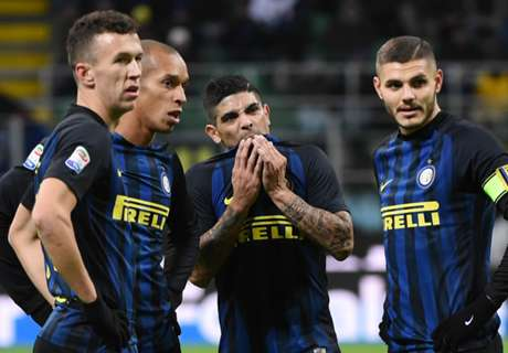 Inter hold on for vital win