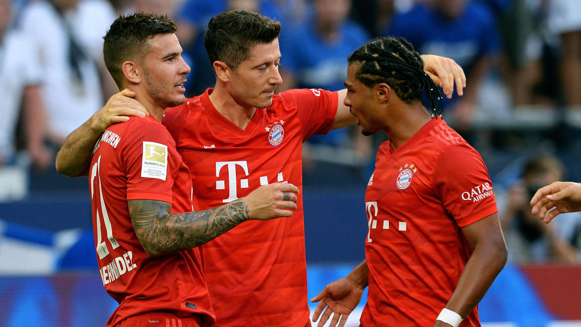 Schalke 04 - Bayern Munich 0-3 - En feu, Lewandowski porte le Bayern !