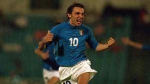 Andrea Pirlo Italy U21