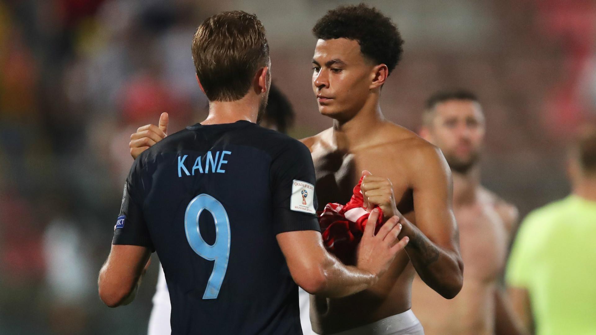 Tottenham news Dele Alli unlucky with gesture Mauricio