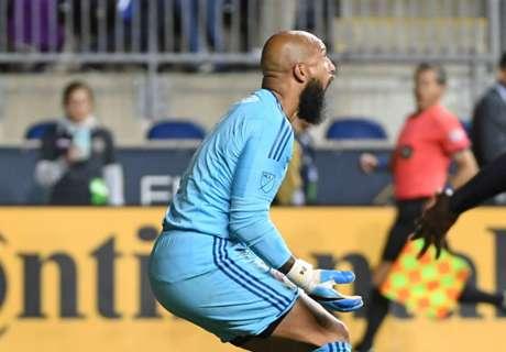 WATCH: Howard furious after goal