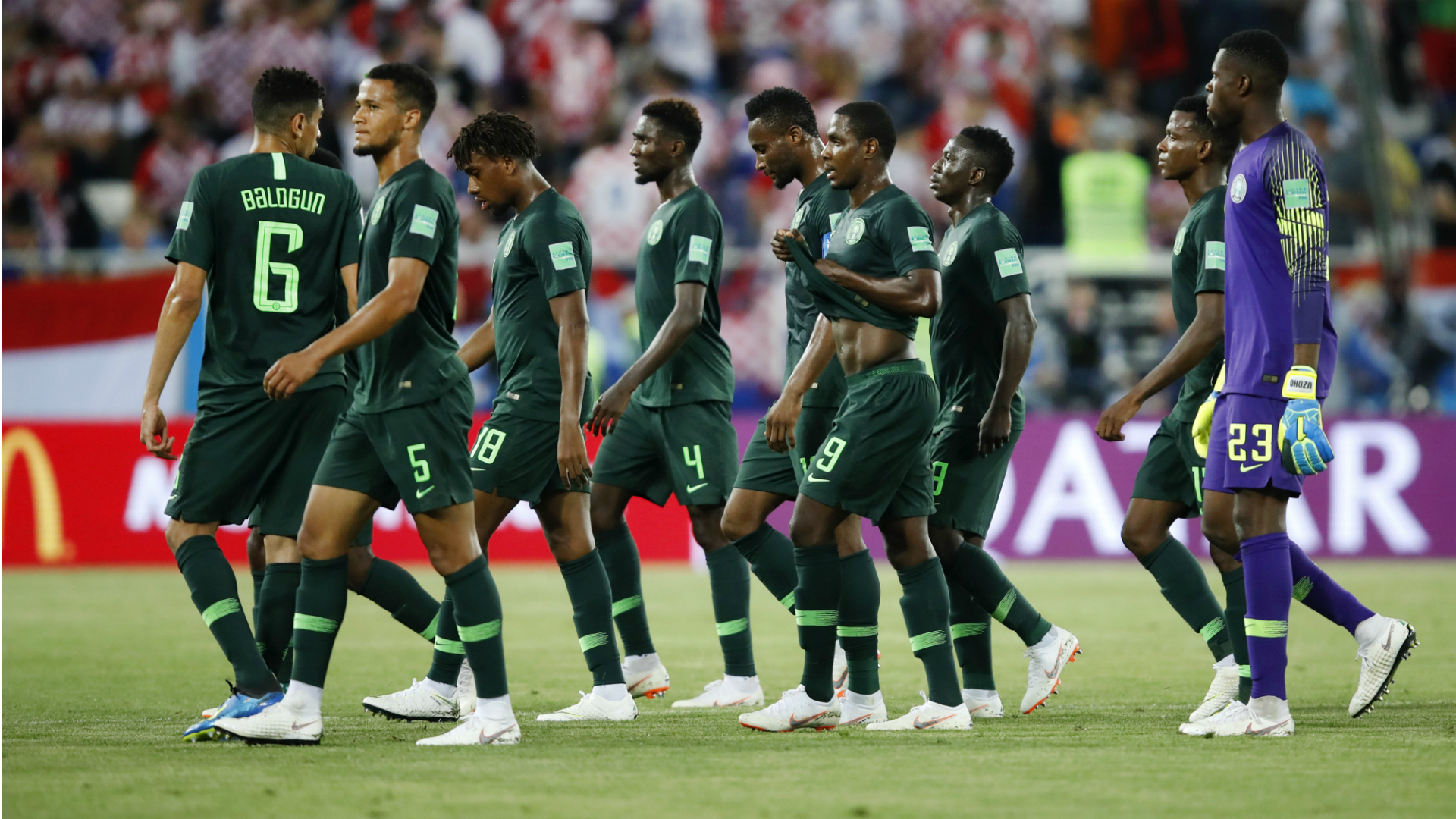 Super Eagles can still soar, but they will need to chop and change