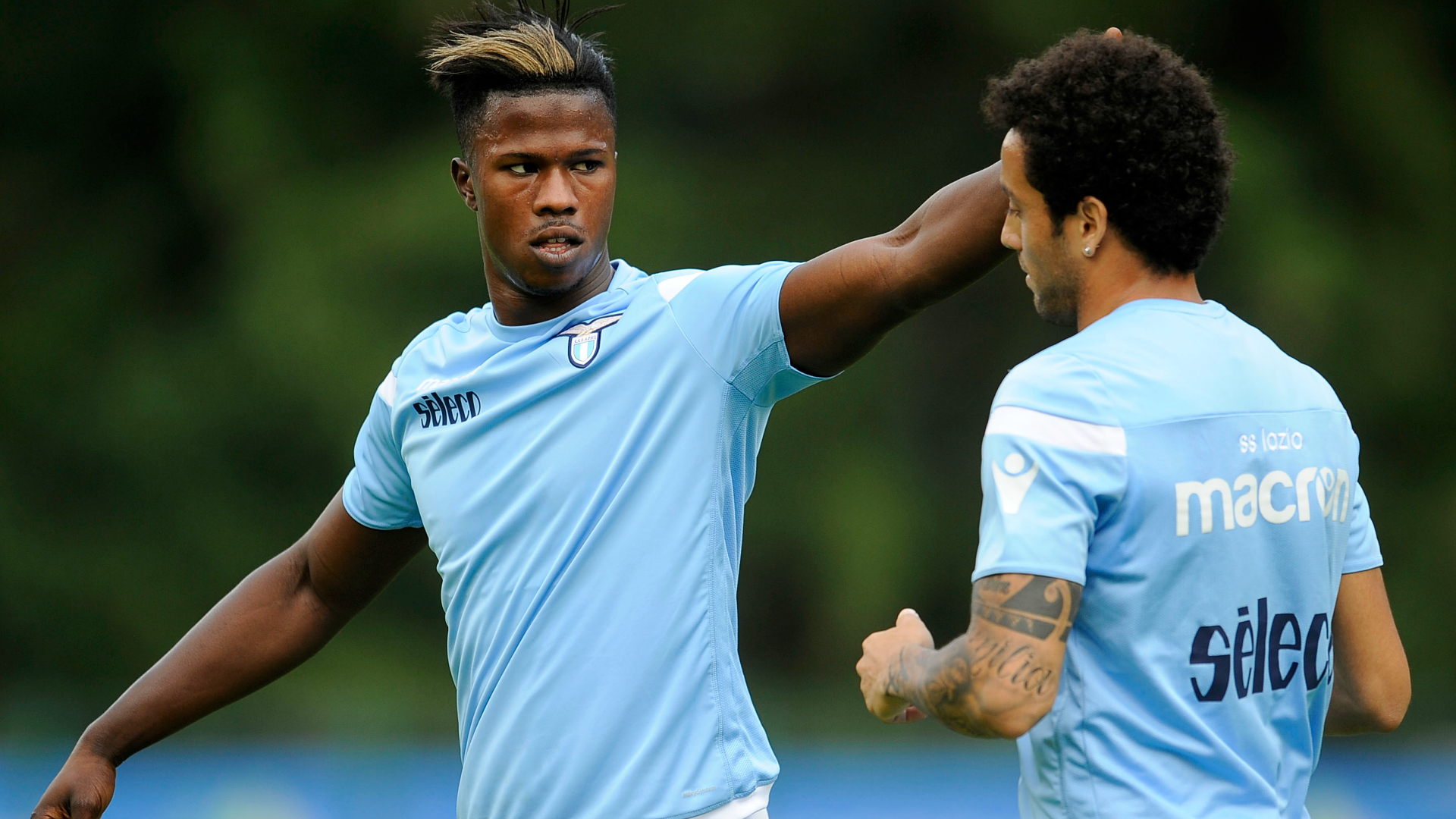Senad Lulic calls on Keita Balde Diao to stay at Lazio
