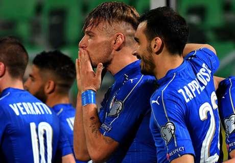 De Rossi-Immobile, l'Italia non sbaglia