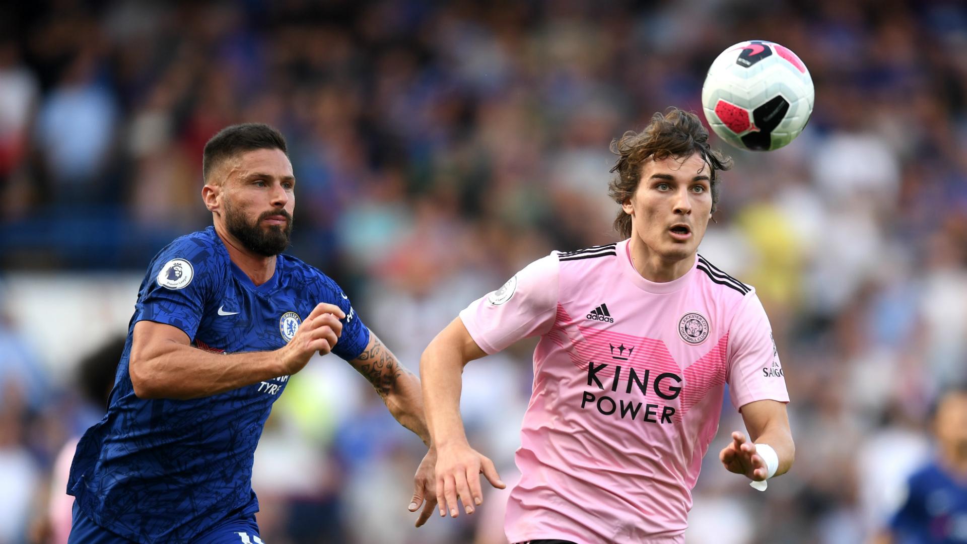 Chelsea - Leicester 1-1, Leicester prive Lampard d'un premier succès avec les Blues