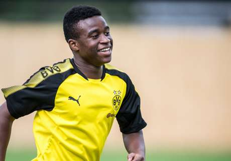Meet the 12-year-old taking Dortmund by storm
