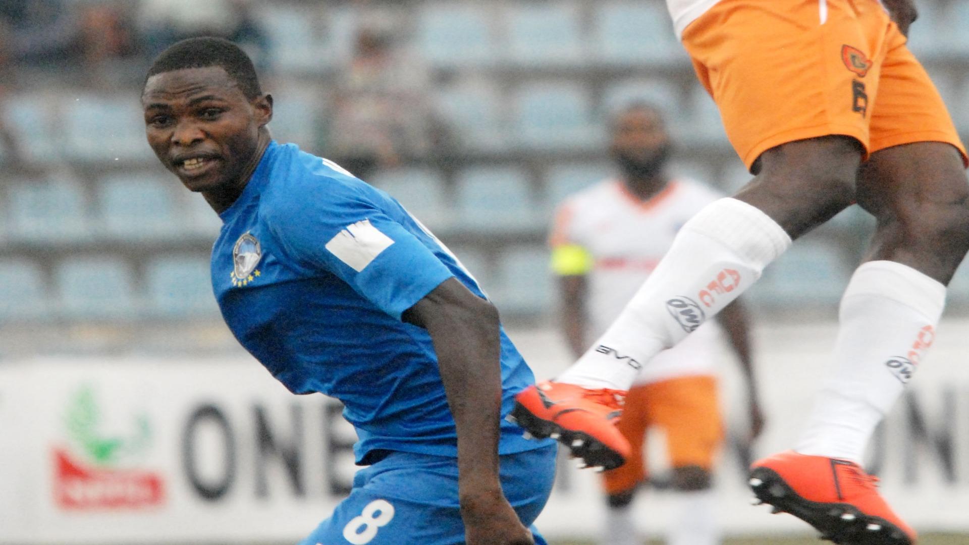 Caf Champions League: Enyimba striker Abdulrahman Bashir returns for Rahimo tie