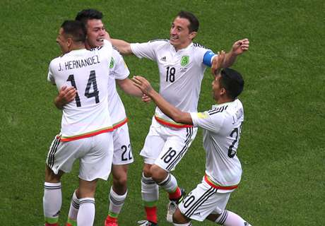 Mexico calm: Five thoughts for El Tri