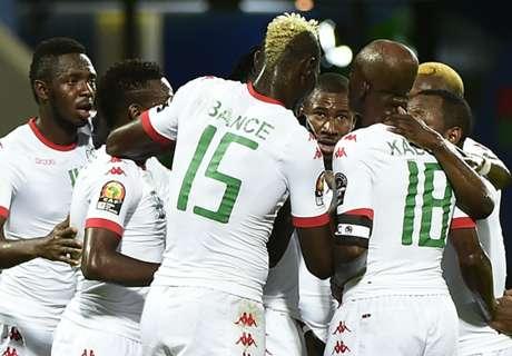 Bance führt Burkina Faso ins Halbfinale