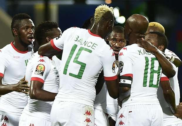 امم افريقيا 2017 تونس تودع بالخساره أمام بوركينا فاسو بثنائية