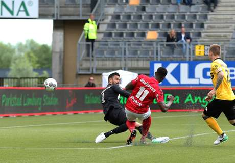 Roda staat laat op tegen Helmond Sport