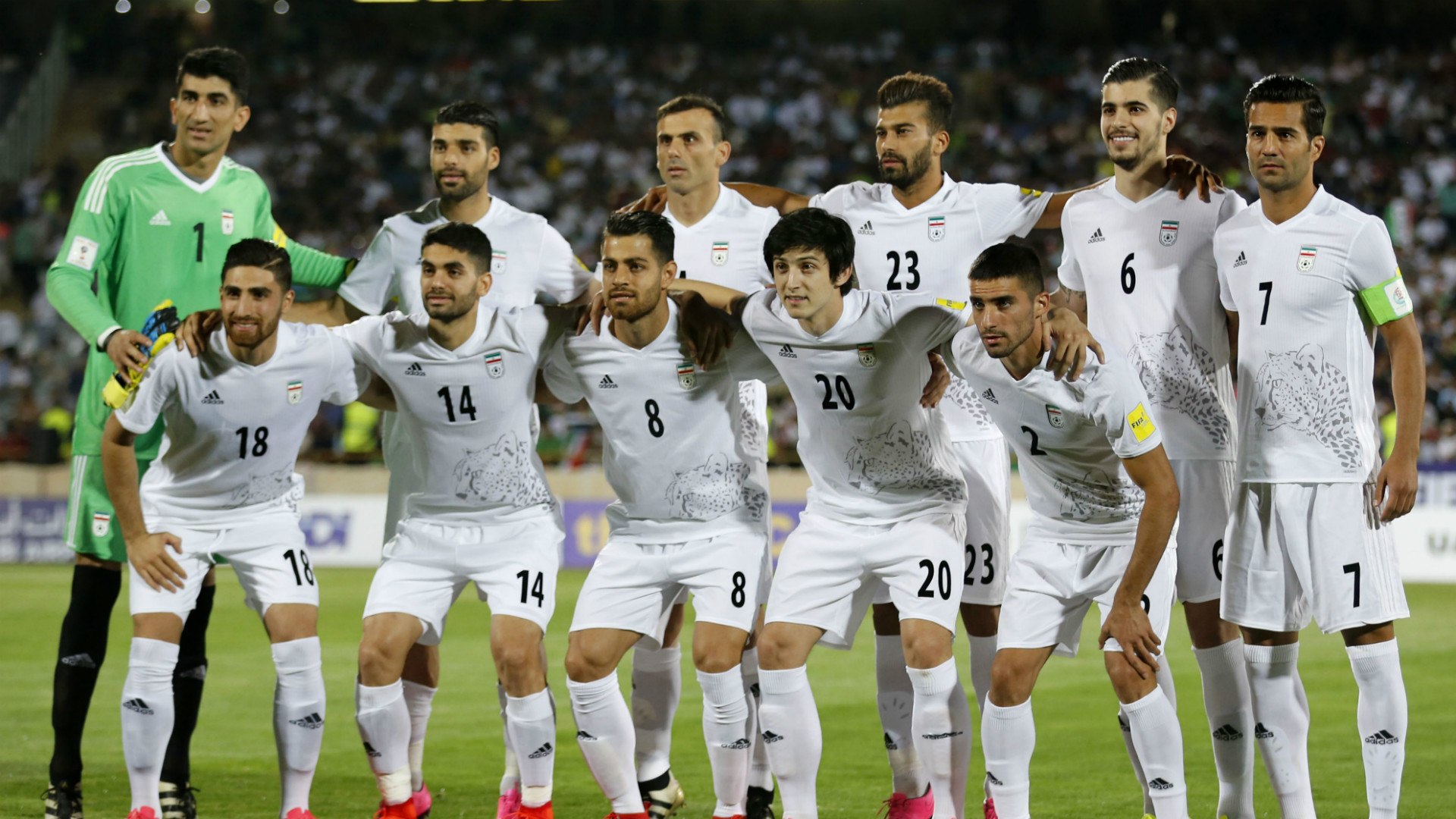 Coupe du monde 2018: l'Iran troisième pays qualifié