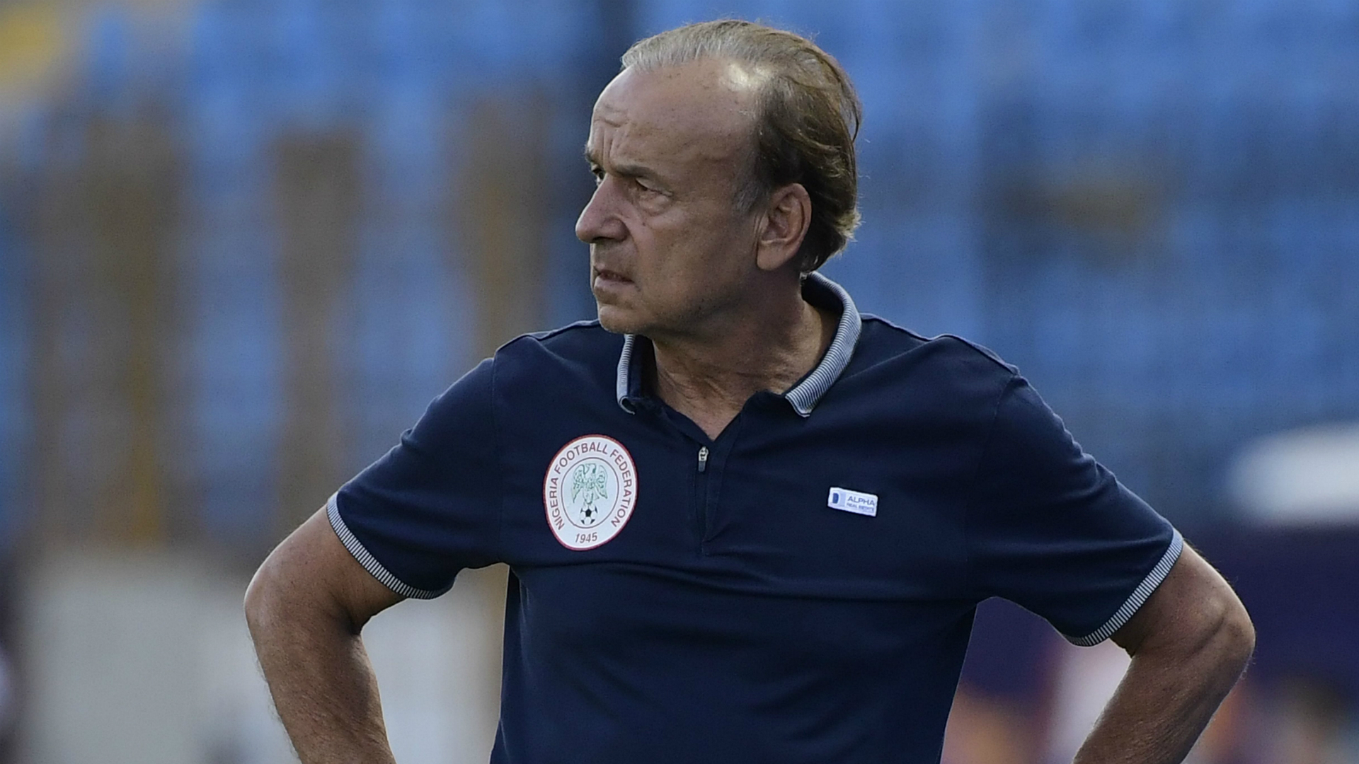 Nigeria coach Rohr displeased with Afcon qualifying schedules