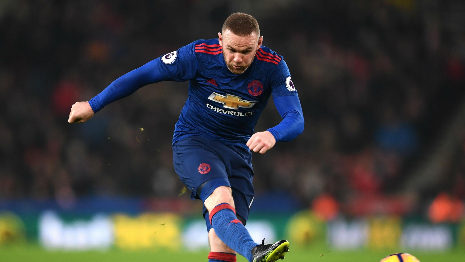 Angleterre : Rooney sauve Manchester United avec son 250e but