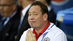 Leonid Slutsky Russia Euro 2016